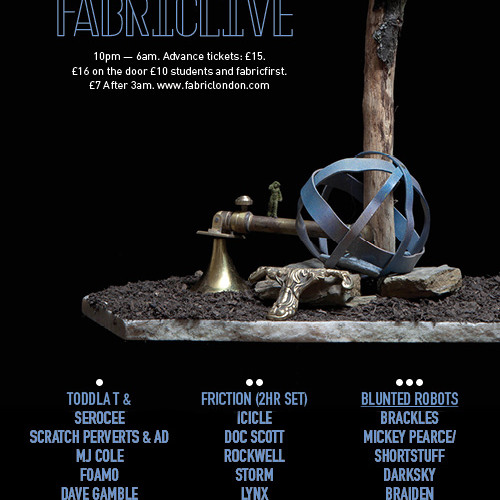 Foamo - FABRICLIVE Promo Mix