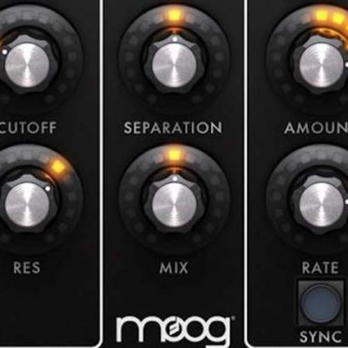 100% Moog
