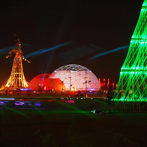 Jefr Tale - Burning Man 2011