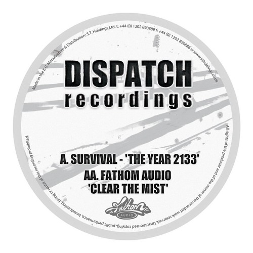 Clear The Mist - Fathom Audio (Billion/ Sense / Codebreaker) - Dispatch - [from Metalheadz podcast]