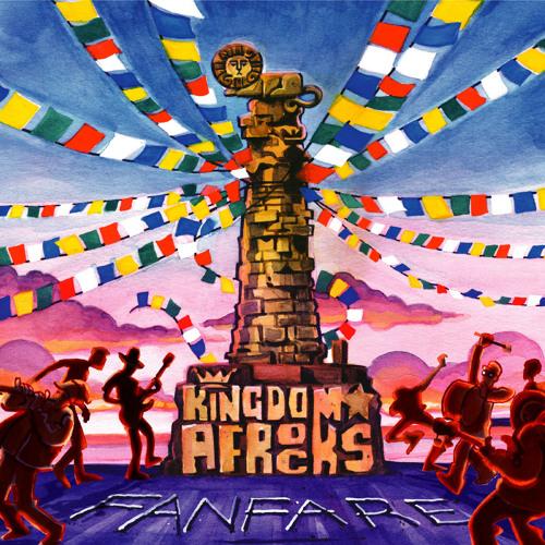 KINGDOM AFROCKS  / FANFARE (Album Digest)