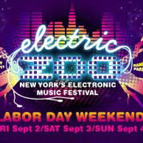 Moby Live @ Electric Zoo 2011 (New York) Playing. Darth & Vader - Return of the Jedi (Original Mix)