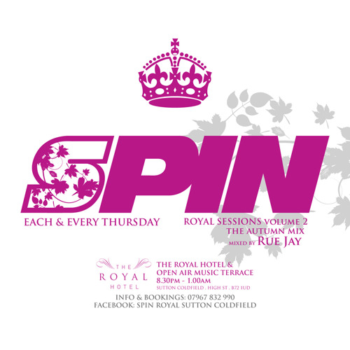 SPIN ROYAL SESSIONS Vol. 2 (Autumn Mix)