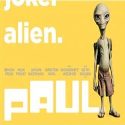 Paul (fugitive celebrity slacker joker alien)