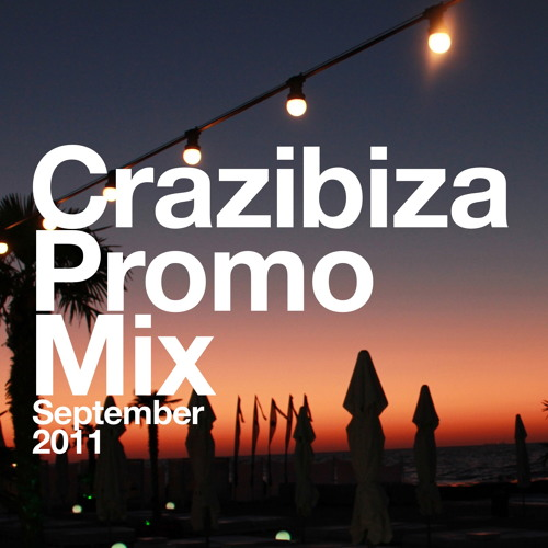 Crazibiza Promo Mix ( September 2011 )
