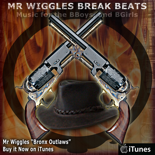 """Mr Wiggles """"Bronx Outlaws"""" now available on iTunes"""