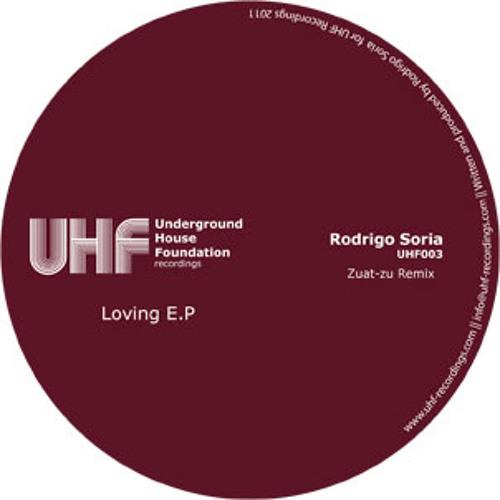 3 - Rodrigo Soria - Admiration (Original Mix)