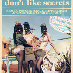 LOVEFINGERS Exclusive Mix by CHARLES BALS - Beachfreaks Don't Like Secrets Part 1