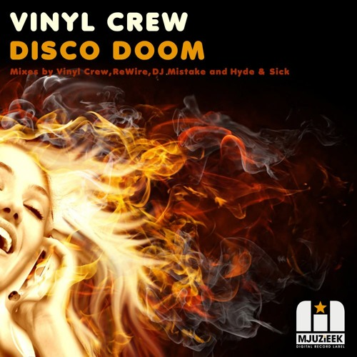 Vinyl Crew-Disco Doom (original mix) cut