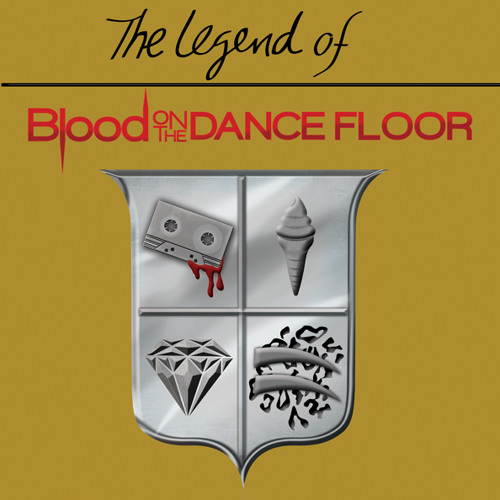 Blood On The Dance Floor - Let's Start A Riot!