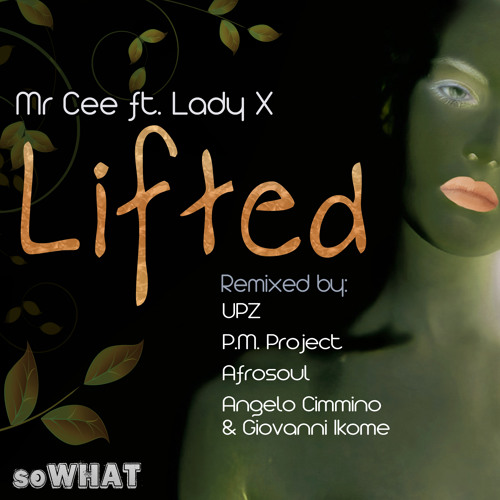 Lifted - Mr.Cee feat Lady X (P.M. Project Corner Cafe Mix)