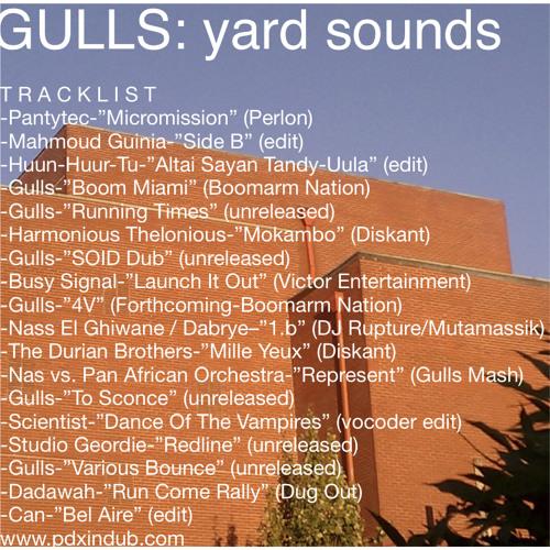 GULLS - YARD SOUNDS