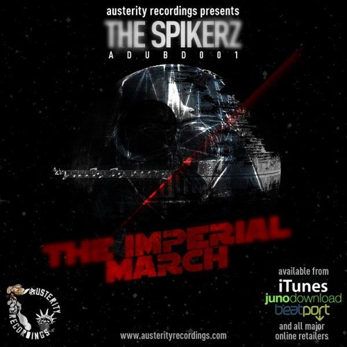 The Spikerz - The Imperial March ★Darth Vader's Theme Remix★