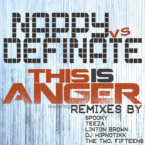 Nappy vs. S-X - This Is Anger (Thugsteppa Refix)