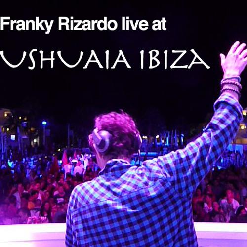 Franky Rizardo live at Ushuaia Ibiza - Defected In The House 17-09-2011