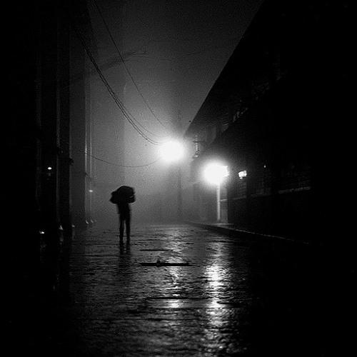 Ganja night rains - Azfar