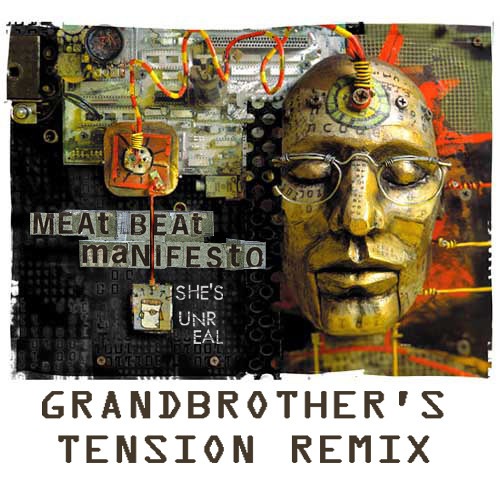 Meat Beat Manifesto - She's Unreal (Grandbrother's Tension Remix)