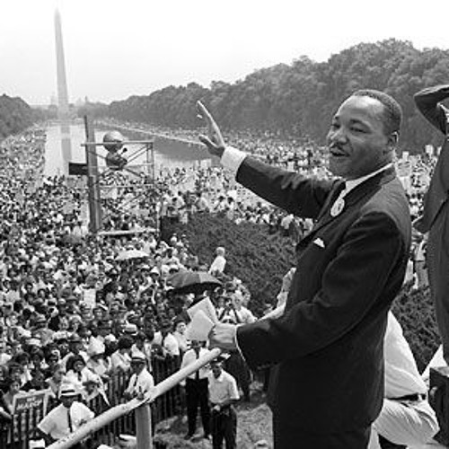 I HAVE A DREAM: MARTIN LUTHER KING JR: