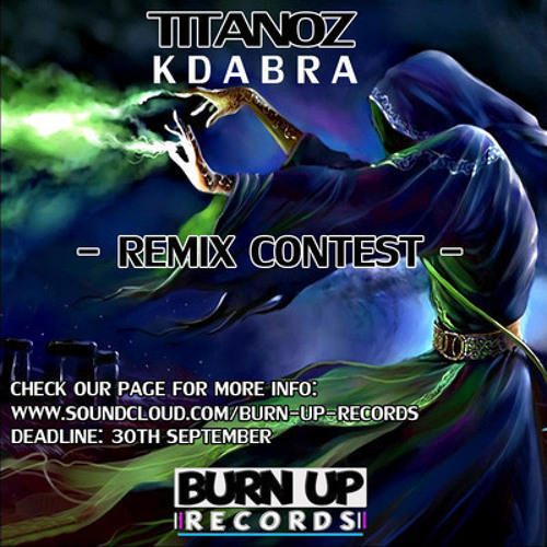 Titanoz - Kdabra (Mr Soundz & JamieD Remix) FREE DOWNLOAD