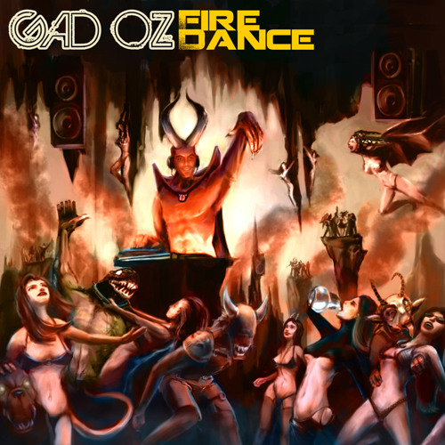 Gadoz - Fire dance