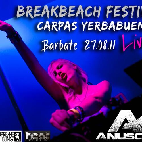 ANUSCHKA - BreakBeach Yerbabuena LIVE  [Barbate, CA  - 27.08.11].mp3