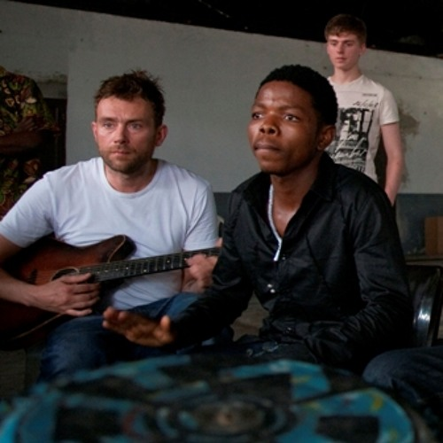 DRC Music - Kwes and Damon Albarn interview on Zane Lowe (Radio 1)