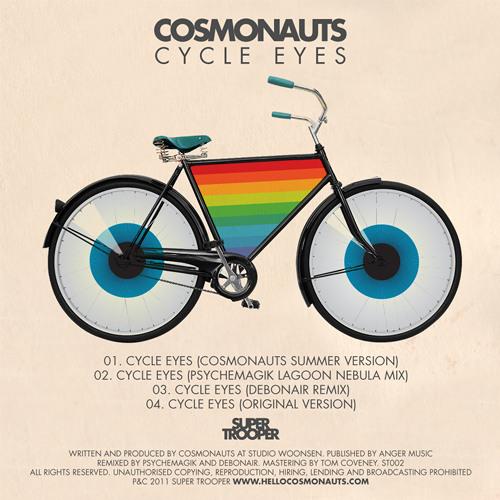 Cosmonauts - Cycle Eyes (Debonair remix)