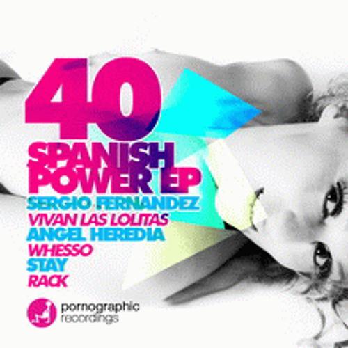 Sergio Fernandez - Vivan las Lolitas (Original Mix)