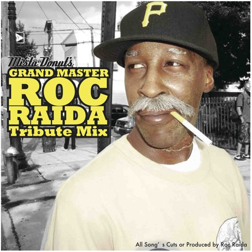 Mista Donuts Roc Raida Tribute