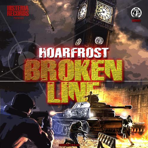 Hoarfrost - Edge Of Darkness [Histeria Records]