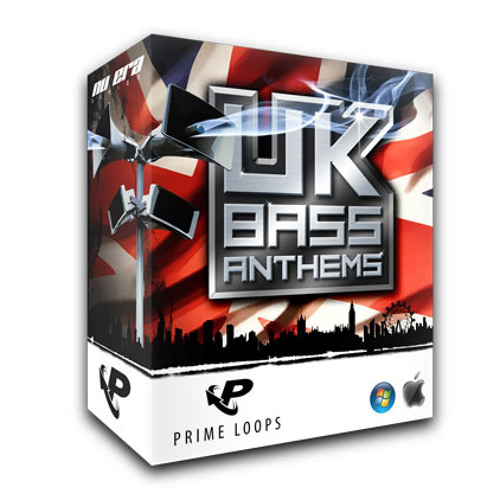 UK Bass Anthems [Sample Pack Demo]