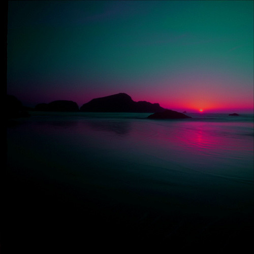 "Neon Parade    ""A Setting Summer, Vol. 1"""