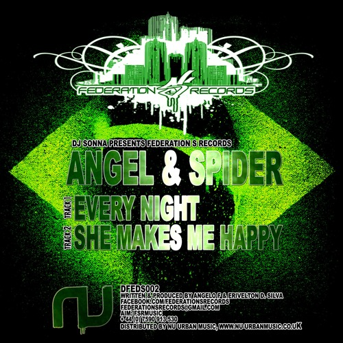Angel and Spider - Every Night