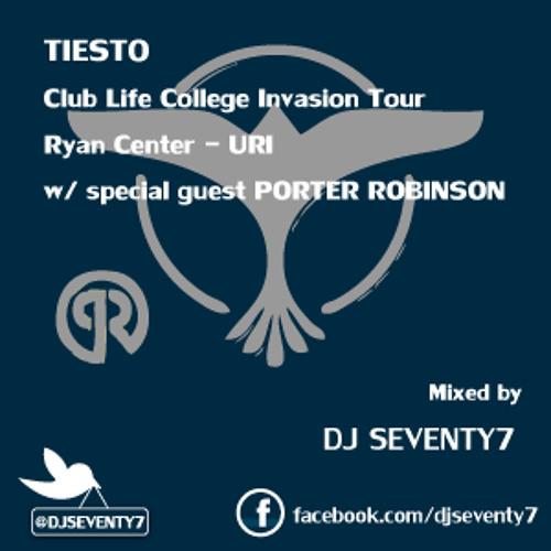 URI Get Ready! - Mixed by DJ SEVENTY7