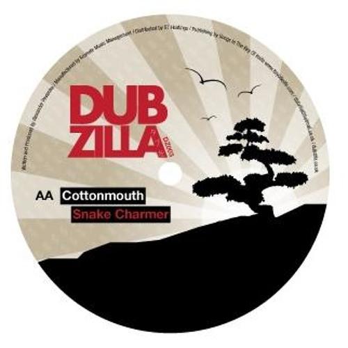 BBC RADIO 1 DJ NIHAL - Dubzilla Recordings - COTTONMOUTH  - Snake Charmer - DZ003