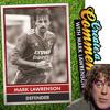 Mark Lawrenson Commentates as Alan Davies Scores for Arsenal