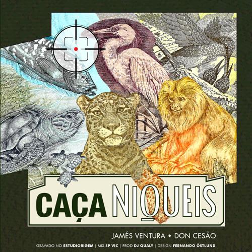Jamés Ventura Part. Doncesão - Caça-Niqueis ( Prod. Dj Qualy )