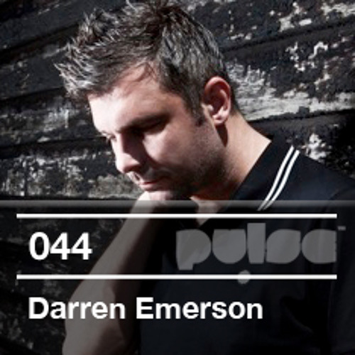 Darren Emerson Summer Mix for Pulse Radio