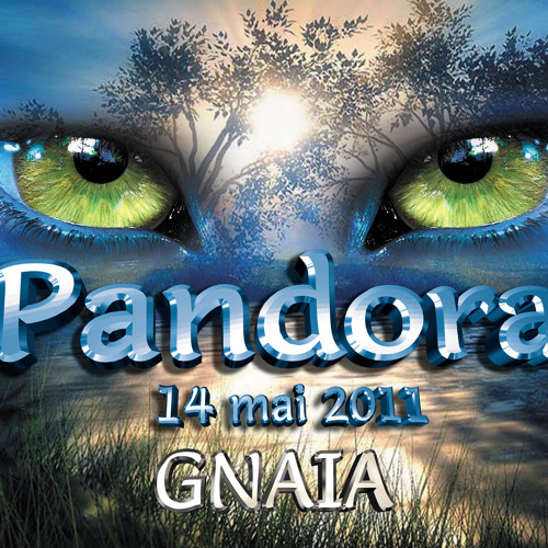 """Gnaia """"Pandora festival face 2011"""""""