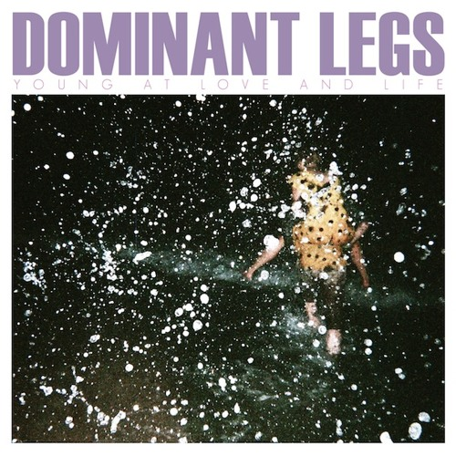 Dominant Legs - Clawing Out At The Walls