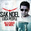 Sak Noel ft. Pitbull - Loca People (DJ Tocuma Alvaro Crazy People Re-Edit)