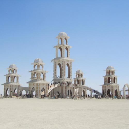 Letting Go - Rites of Passage Mix - Burning Man 2011