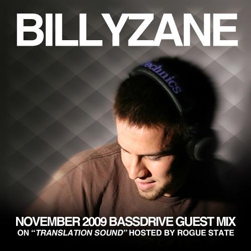 BillyZane - Bassdrive Guest Mix