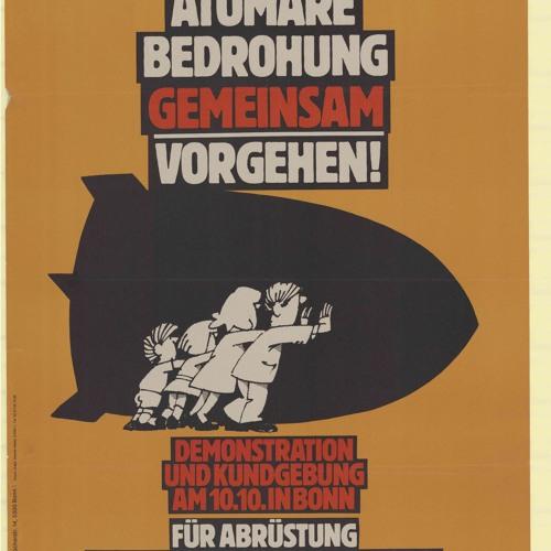10.10.81 - Bonner Hofgarten Demo