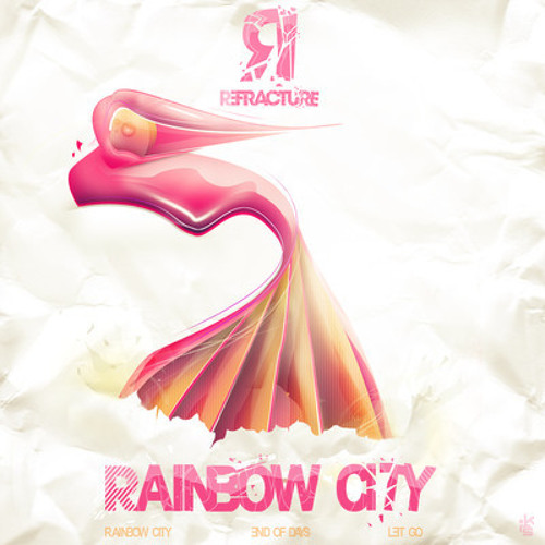 Refracture - Rainbow City EP Trailer - Ayra Records