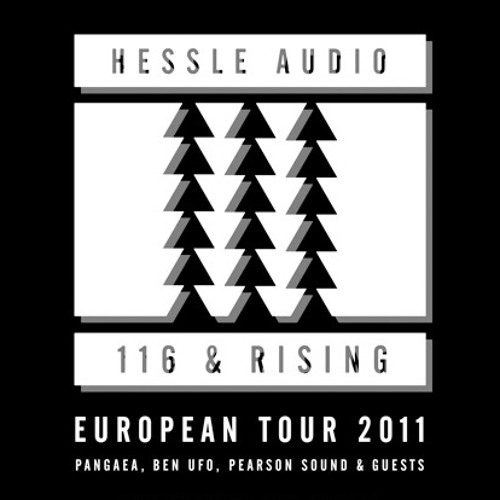 Pearson Sound - Hessle Audio European Tour Mix