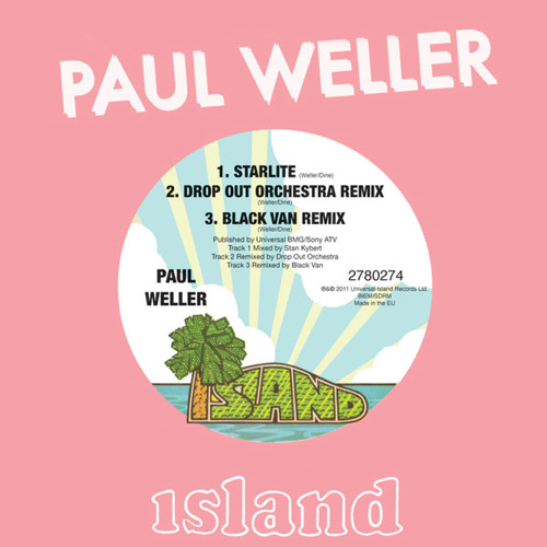 Paul Weller - Starlite (Black Van Remix)