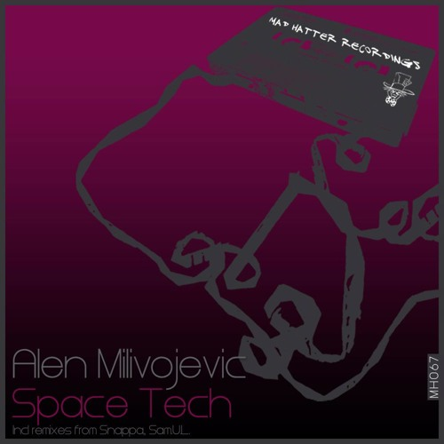 Alen Milivojevic - Space Tech (preview)