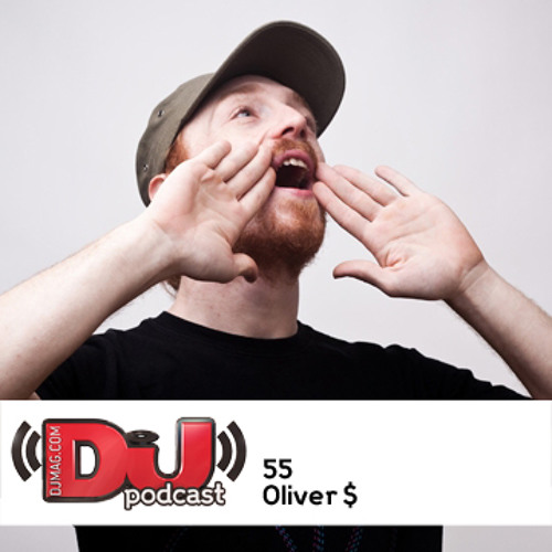 DJ Weekly Podcast 55 Oliver $