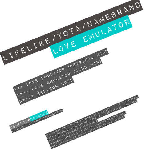 LIFELIKE Feat. YOTA - Silicon Love